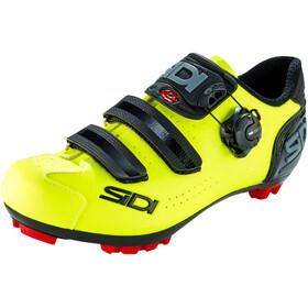 Sidi MTB Trace 2 Schoenen Heren, geel/zwart